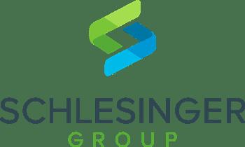 SCHLESINGER GROUP Logo on top transparent