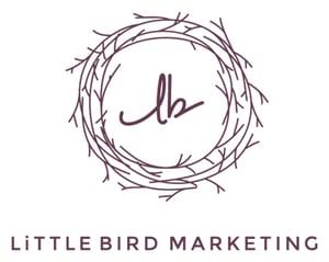 little bird - burgendy